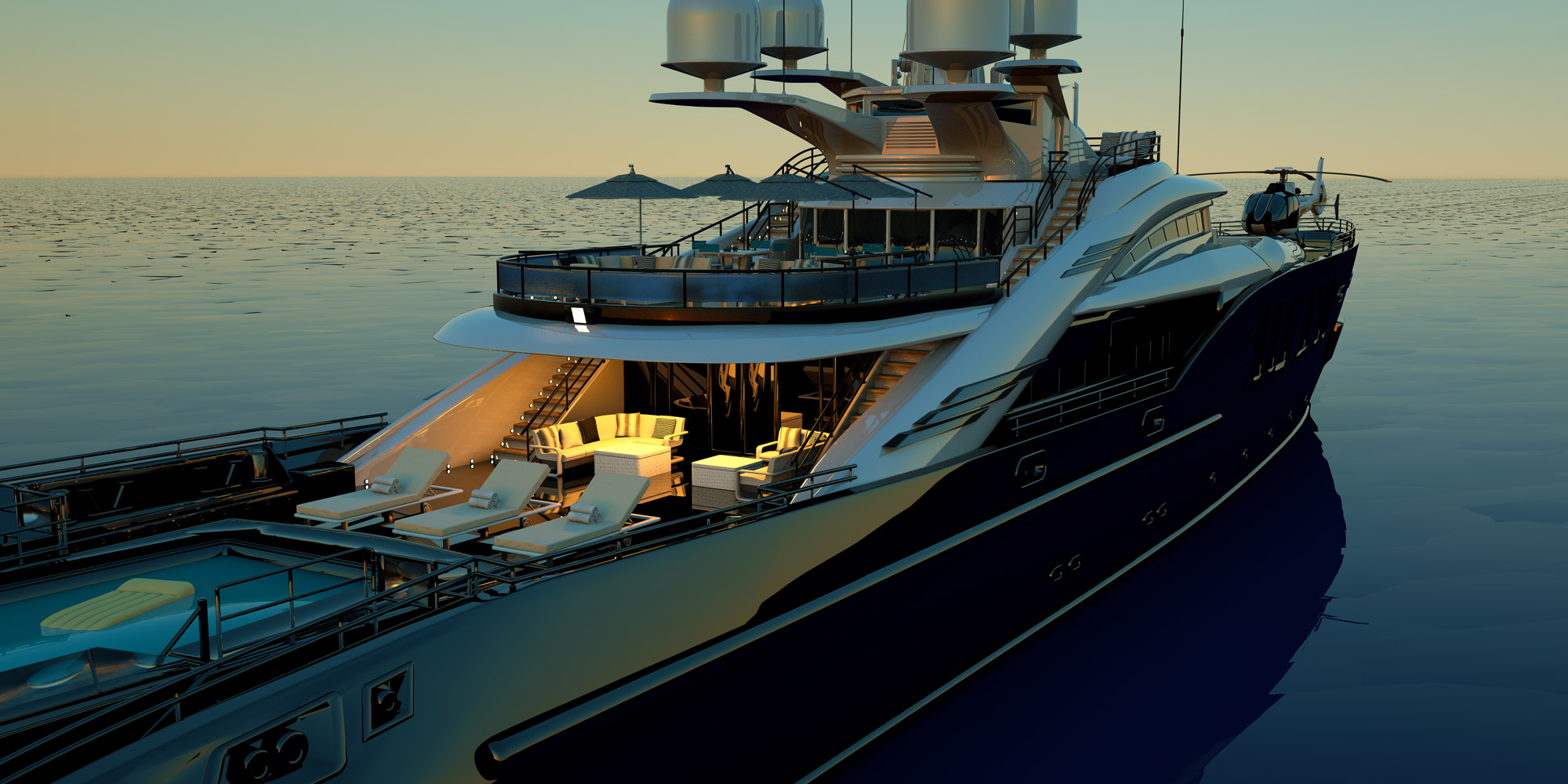 Yacht Interior Designer Find Your Ultimate Luxury Boat Interiors